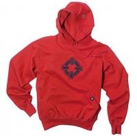 Кенгурушка SP Pullover Hoodie red