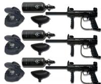 Игровой комплект на базе Valken SW-1 ЗА 10 ШТ.