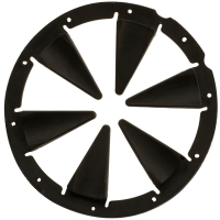 Speed Feed Exalt Rotor black