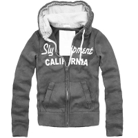 Кенгурушка SLY California  (Charcoal)